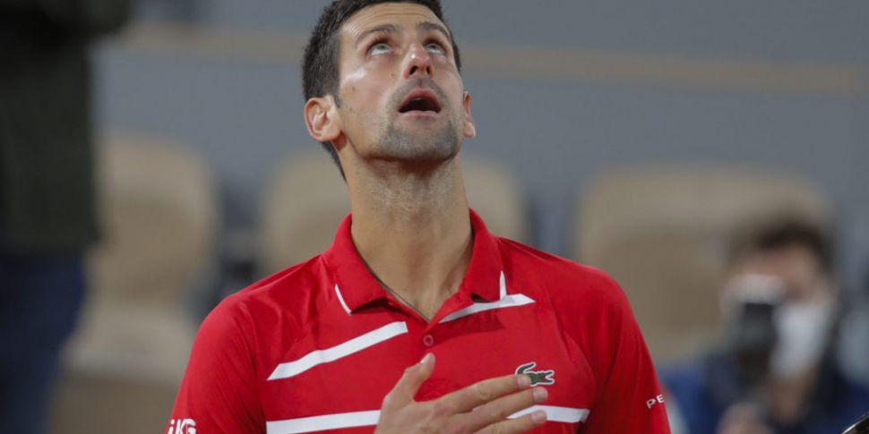Djokovic taken the distance be...