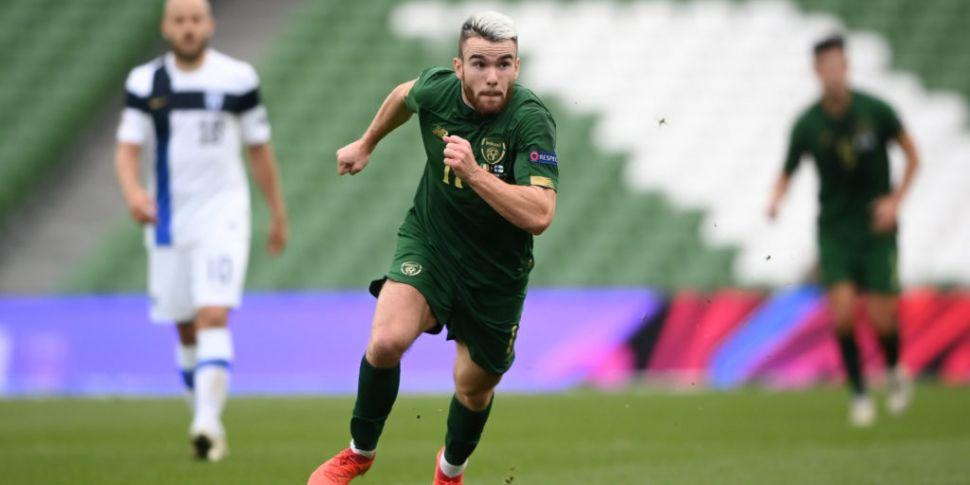 Irish squad receives major boo...