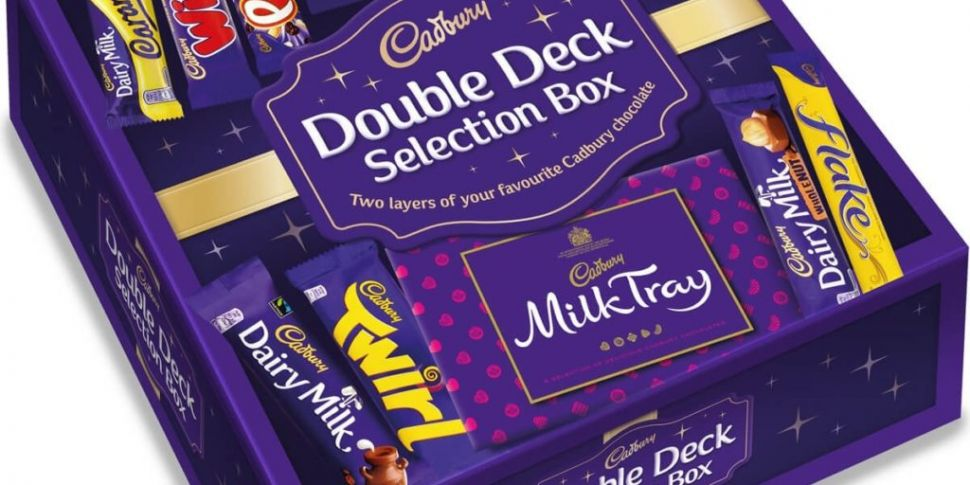 Cadbury Are Releasing A Double...