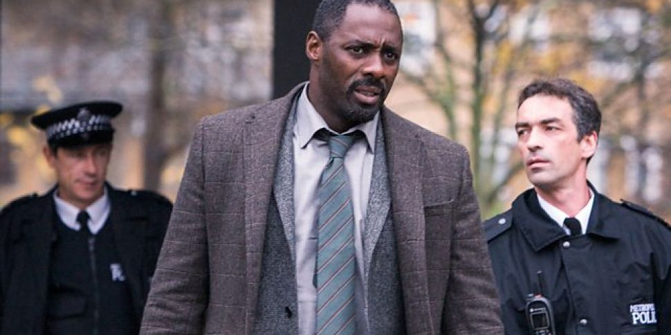 'Luther' Creator Gives Update...