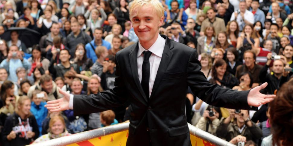 Tom Felton Teases 'Harry Potte...