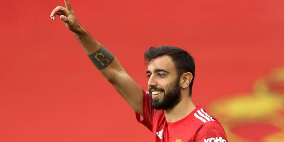 Fernandes handed United captai...
