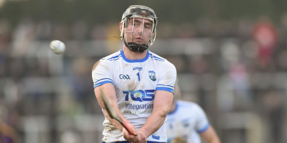 Waterford's Pauric Mahony has...