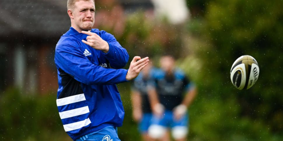 Dan Leavy back in Leinster mat...
