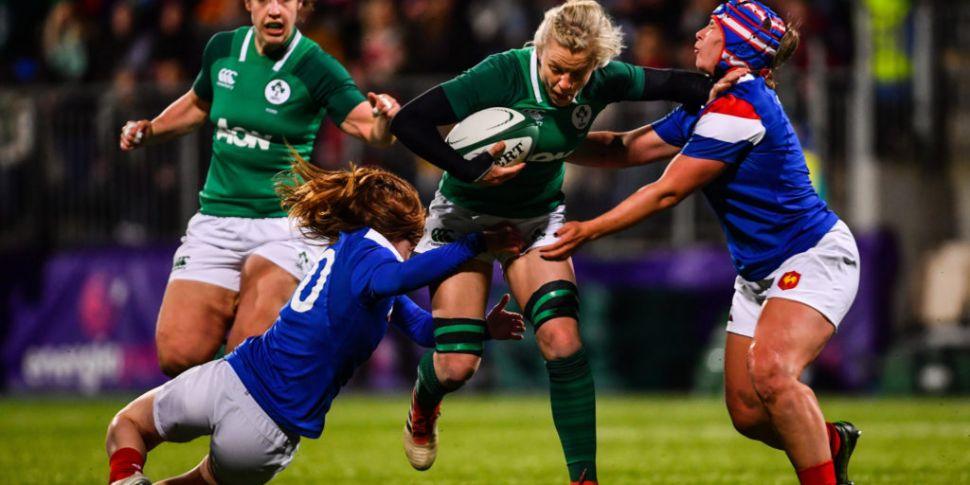 France agree to play Ireland i...
