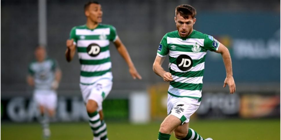 Shamrock Rovers are League of...