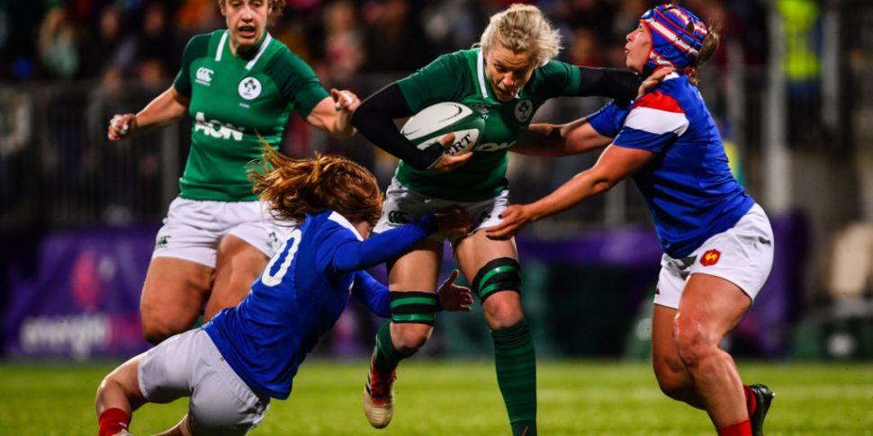 Ireland's Women's Six Nations...