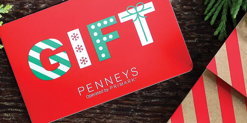 You Can Now Buy Penneys Gift C...