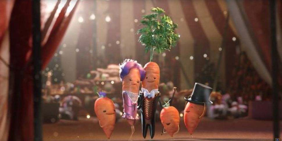 WATCH: Kevin The Carrot Christ...