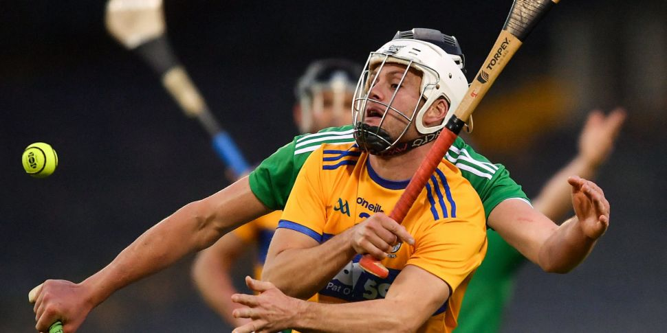 Clare switch it up for hurling...