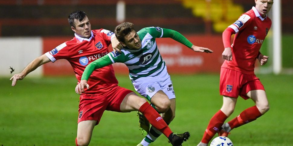 Shelbourne condemned to playof...