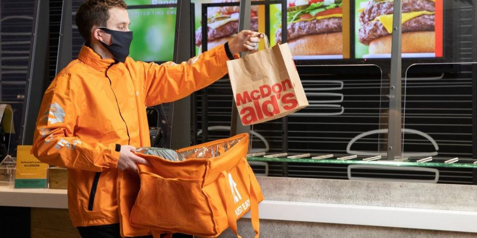 You Can Now Order McDonald's V...