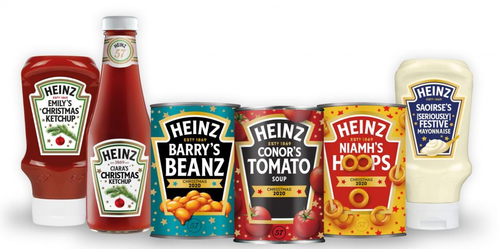 Heinz Is Releasing A Range Of...