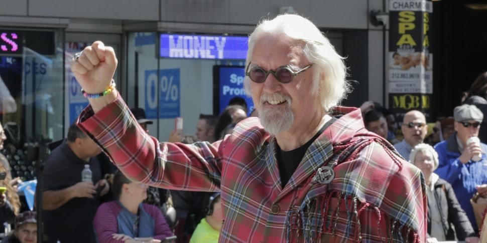 Billy Connolly Will End Career...