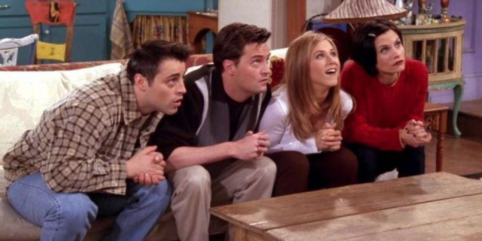 Friends Reunion Special Resche...