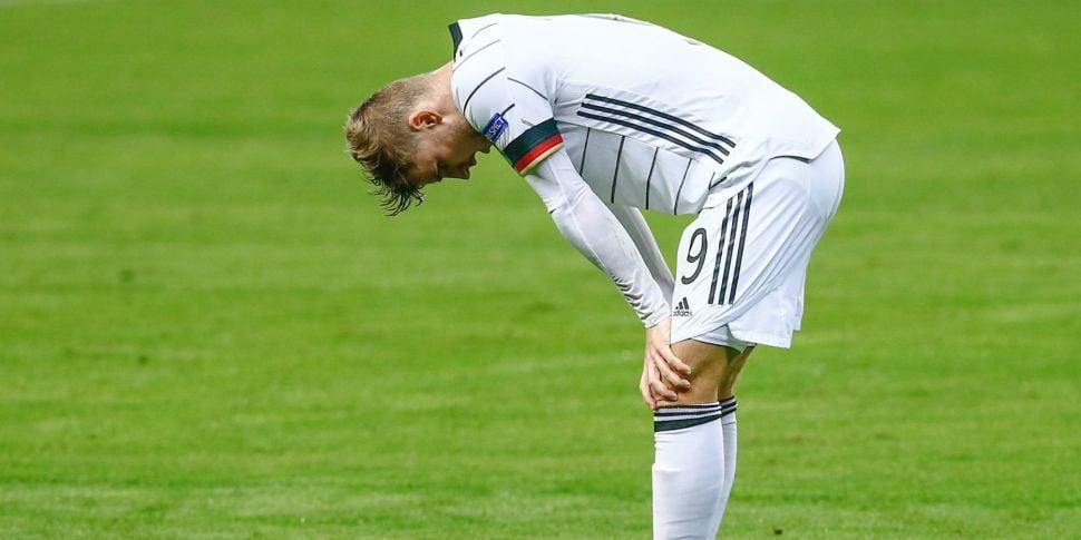 Watch: Spain inflict worst def...
