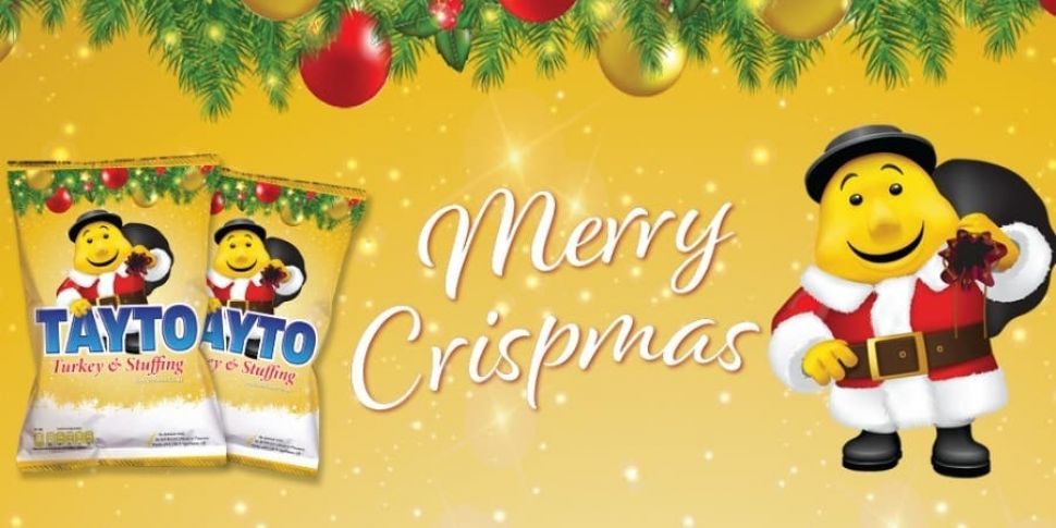 Tayto Release New Turkey and S...