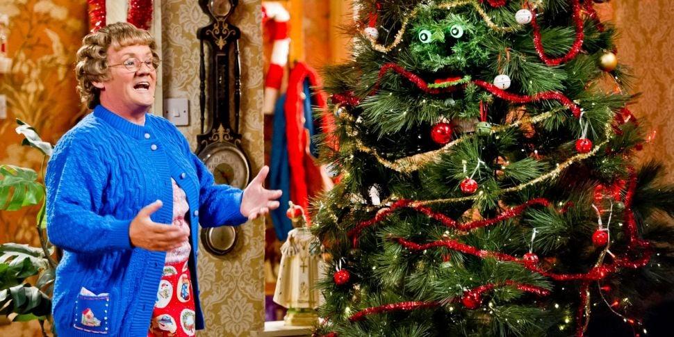 Two Mrs Brown's Boys Christmas...
