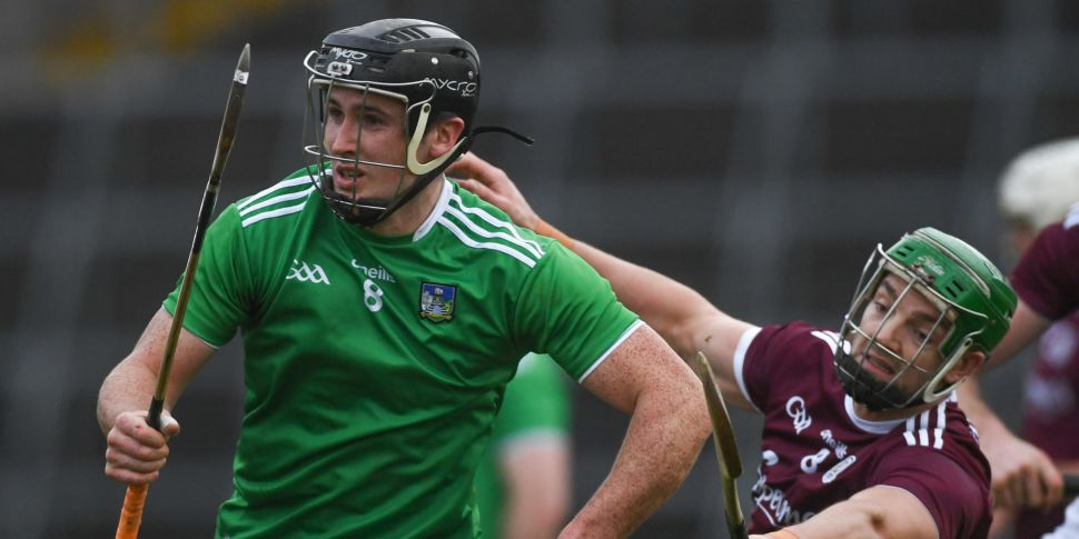 Limerick make changes but Galw...