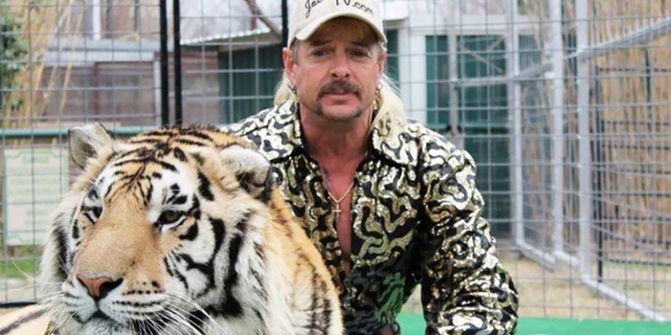 Tiger King's Joe Exotic Close...