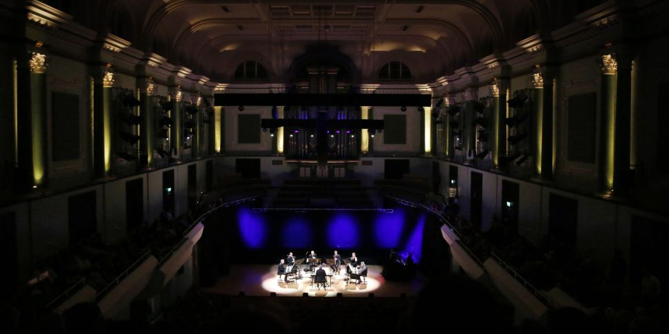 The National Concert Hall To R...