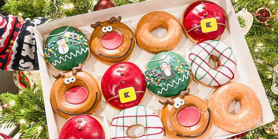 Krispy Kreme Launch Limited Ed...