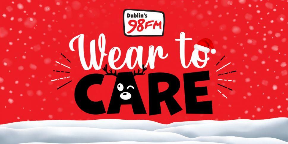 This Christmas #WearToCare To...