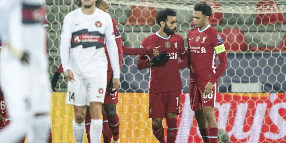 Fabinho addresses Salah transf...