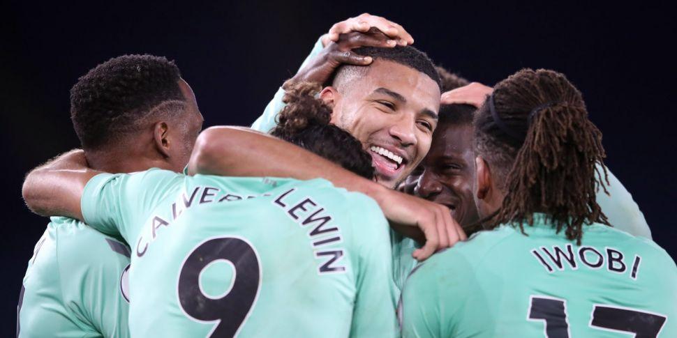 WATCH: Everton burst Leicester...