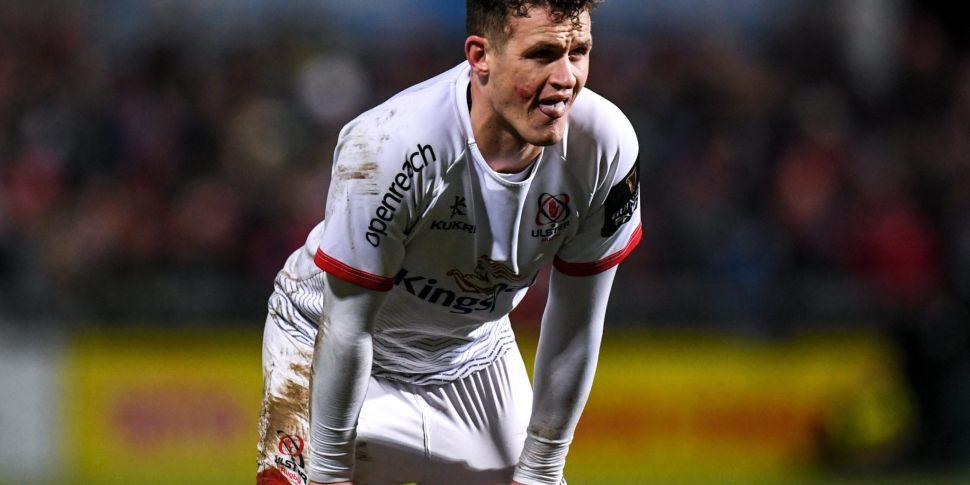 Billy Burns returns as Ulster...