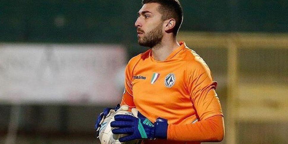 Dundalk sign Italian-born Alba...