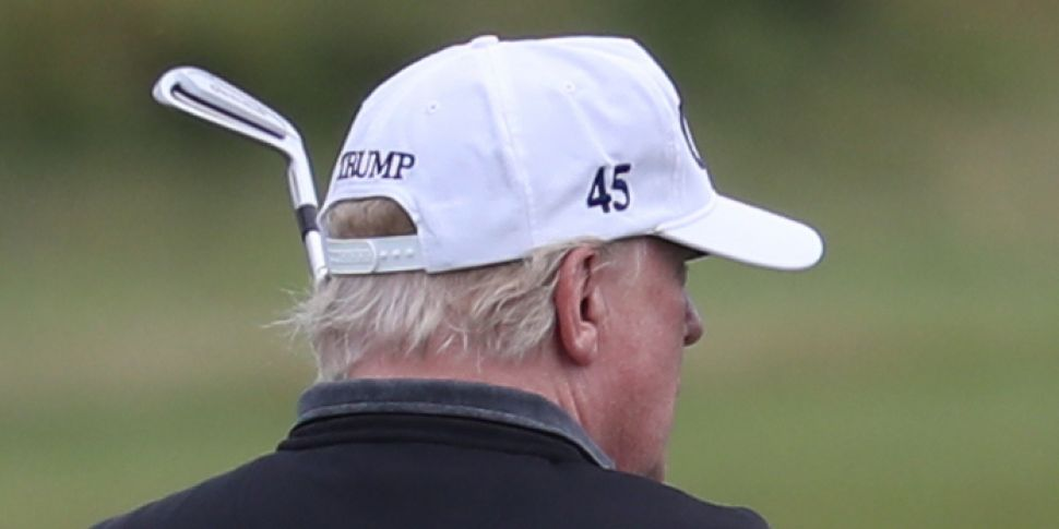 R&A distances itself from Trum...