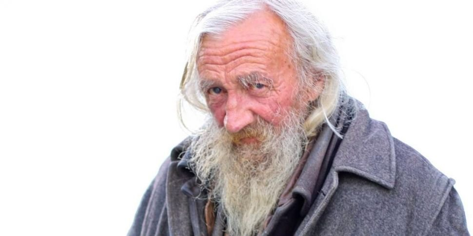 Tributes Paid To Homeless Man...