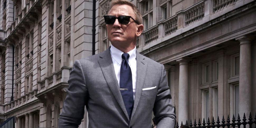 The New Jamies Bond Movie Coul...