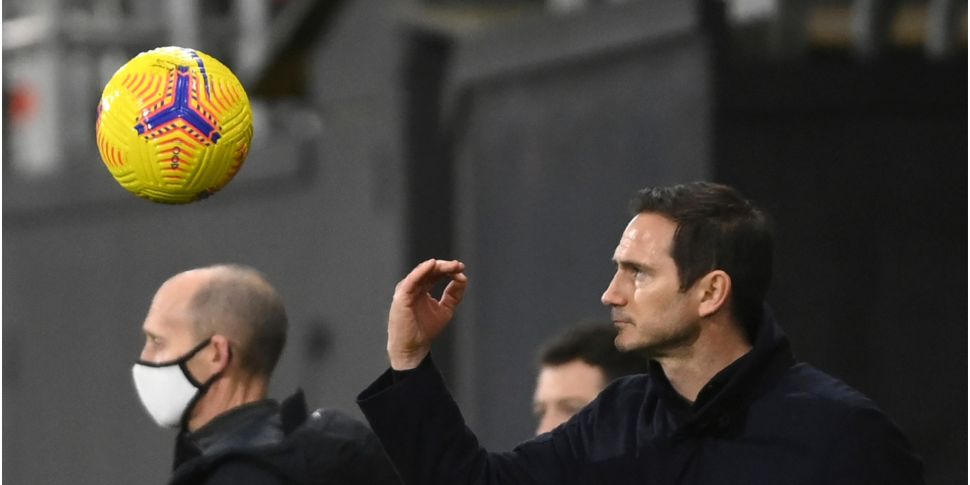 Lampard relieved as Chelsea re...