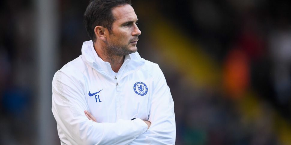 Lampard disappointed not to ge...