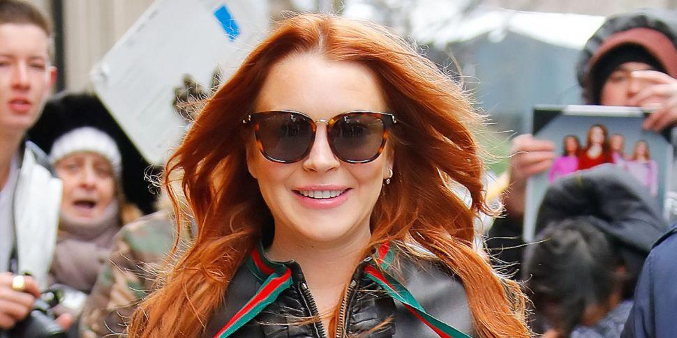 Lindsay Lohan Lands Role In Ne...