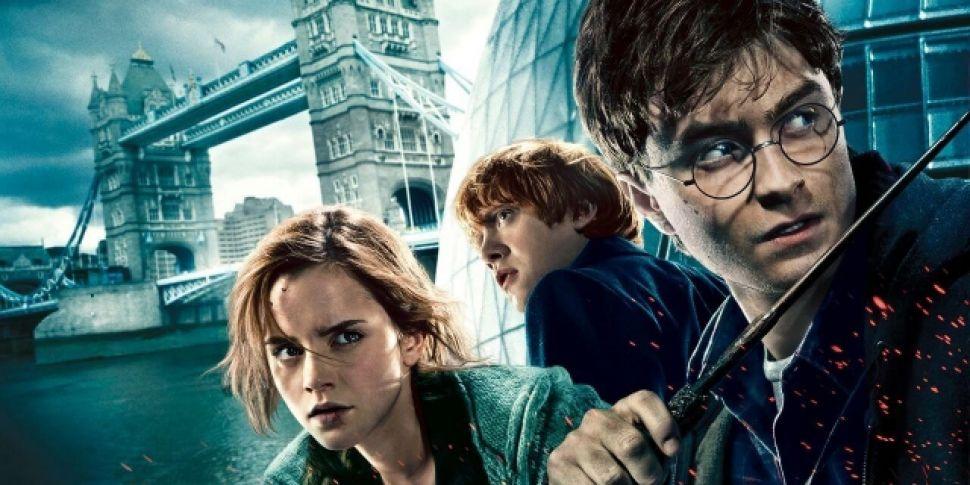 Harry Potter TV Series Rumoure...