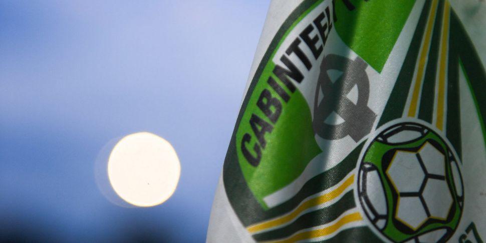 Cabinteely drop CAS appeal fol...