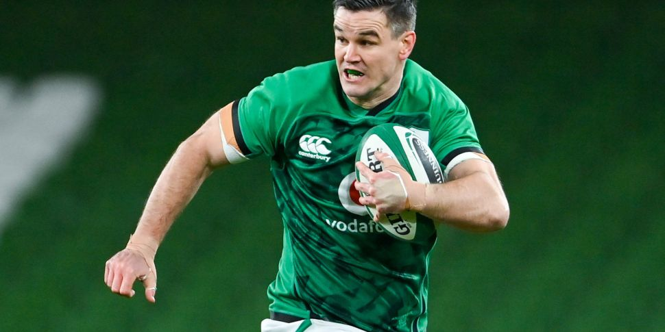 Johnny Sexton declared fit as...