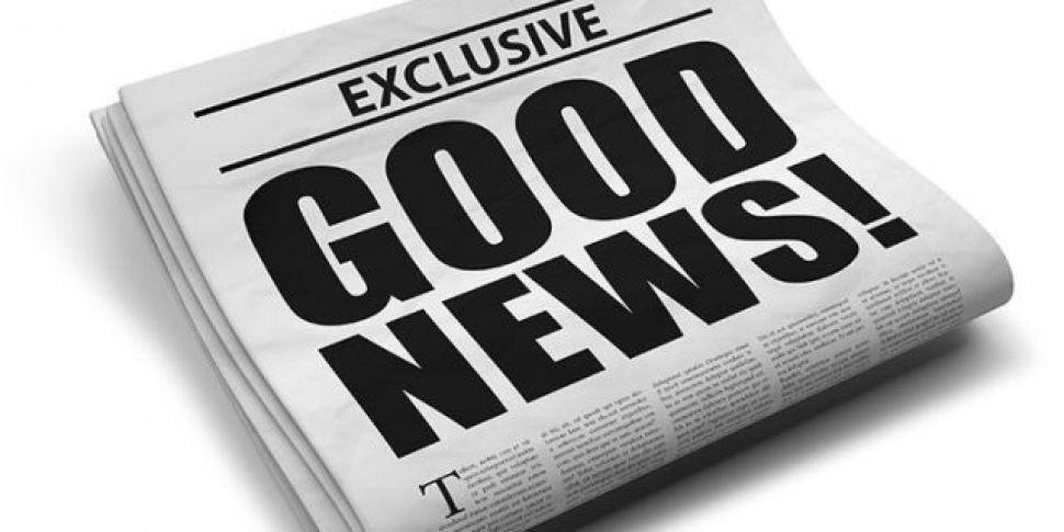 Good News Friday:
