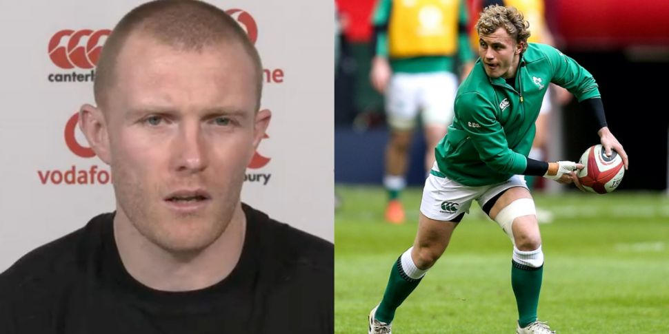 Keith Earls: We plan to give C...
