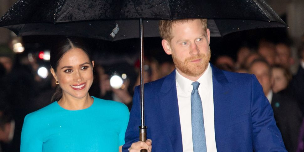 Meghan And Prince Harry Are Ex...