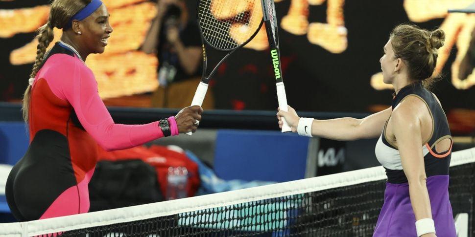 Serena Williams sets up blockb...