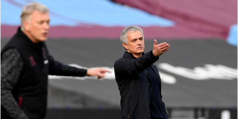 'I feel sad' | Mourinho frustr...