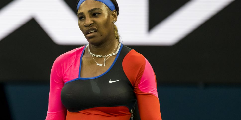 Serena Williams ruled out of U...
