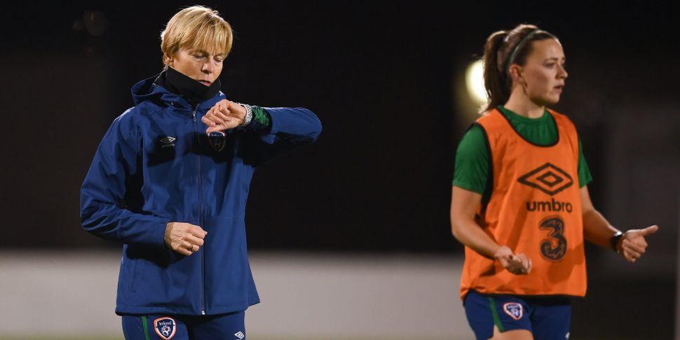 Pauw spoke to Irish skipper Mc...