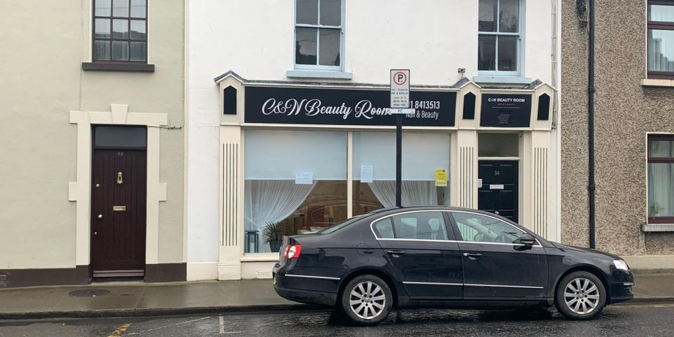 Gardai Arrive As Dublin Beauty...
