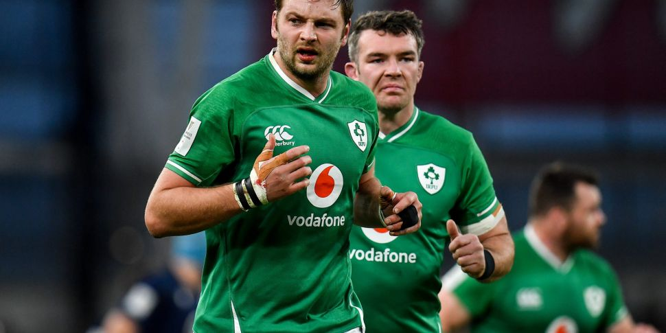Iain Henderson agrees two year...