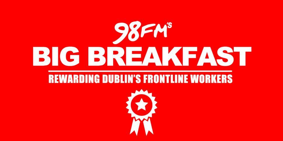 We're Rewarding Dublin's Front...